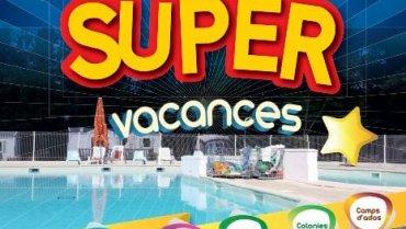 Mes prochaines SUPER VACANCES